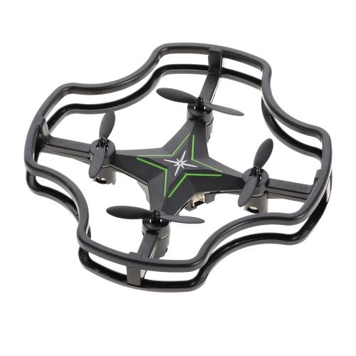 Florld F15 2.4G 6-Axis Giroscópio Duplo Protetor Quadro Altitude Hold RC Quadcopter