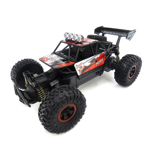 Flytec SL-156A 1/18 2.4G 4WD 16KM / h Rock Crawler RC Buggy Car