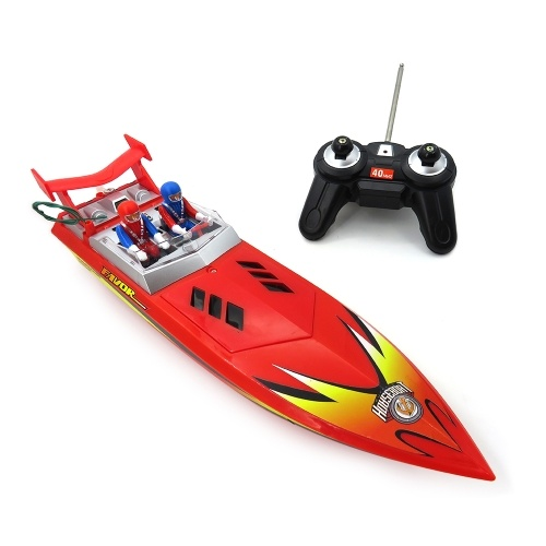 Flytec HQ5011 Infrared Control Boat 15km/h High Speed Electric RC Ship Toys