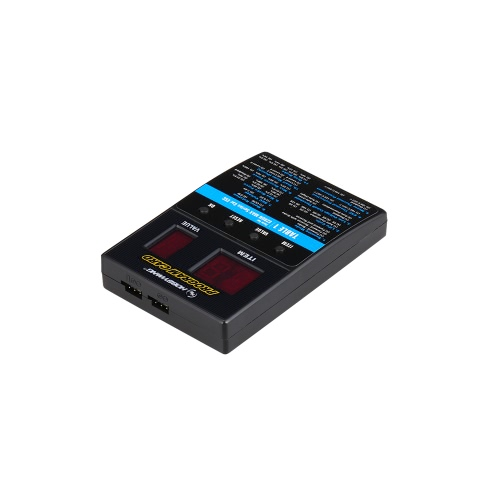 Original Hobbywing Program Card LED Program Box for XERUN EZRUN Series RC Car Brushless ESC (Hobbywing ESC Program Card,XERUN EZRUN Series ESC)