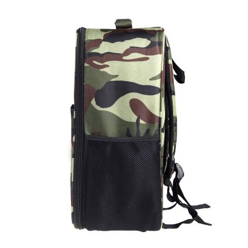 Универсальный плечевой камуфляжный рюкзак для наружного полета Quadcopter Portable Bag для DJI Phantom Vision 1/2 Walkera QR X350 Pro RC Quadcopter (рюкзак DJI Phantom, Walkera QR X350 Pro Backpack)