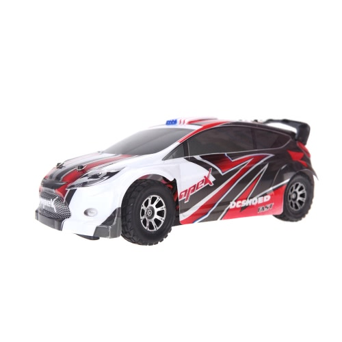 Wltoys A949 RC Car 01:18 1/18 Escala 2.4GH RTR 4WD Rally Car