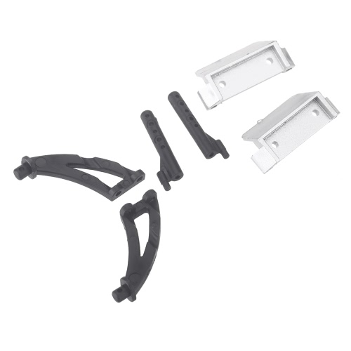 Original Wltoys A959 1/18 Rc Car Tail Wing Holder Set A959 04 Part for Wltoys RC Car Part (Wltoys A959 Tail Wing Holder Set,Wltoys A959 04 Part A959 04)
