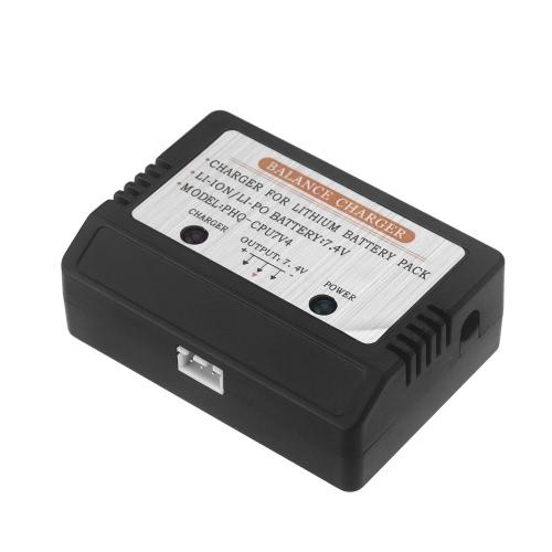 Оригинальные Wltoys A949 A959 A969 A979 K929 автомобиль Rc 1/18 зарядное устройство с EU вилкой A949 58 части для автомобиля RC части Wltoys (Wltoys A949 A959 A969 A979 K929 зарядное устройство, зарядное устройство Wltoys A949 58) фото