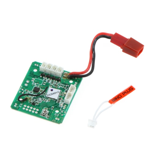 100 % original Walkera QR-W100S Teil QR-W100S-Z-03-Receiver RX2646H-DS für Walkera QR-W100S FPV Mini Quadcopter