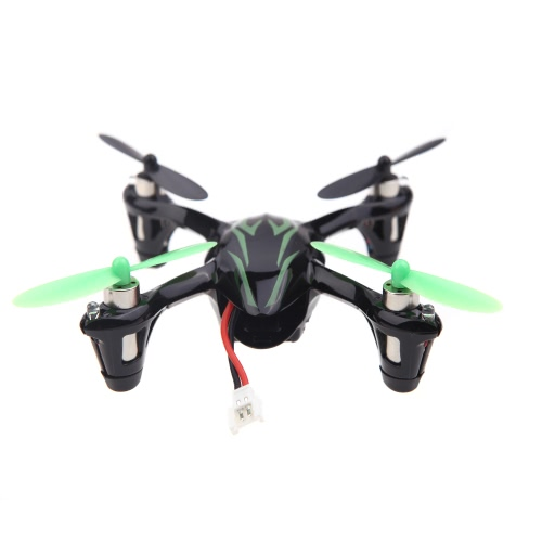 100% ursprünglicher Hubsan X4 H107C 2.4G 4CH RC RTF Quadcopter Spielzeug