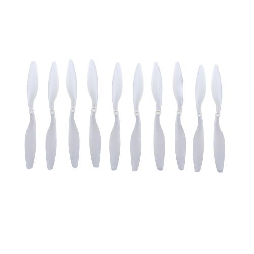5 пар нейлон 10x4.5 «белый 1045 1045R CW КОО пропеллер-DJI F450 500 F550 FPV мульти вертолет горючего APC