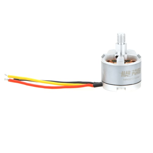 2 шт. MARSPOWER MX2212 920KV Бесщеточный двигатель Plus / CCW Thread для DJI Phantom 1/2 F330 F450 F550 Quadcopter Multicopter Part