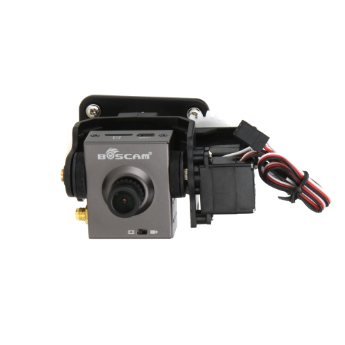 Boscam original Pan-Tilt 2 Axes Caméra PTZ Gimbal pour HD19 HD 1080p Caméra Explorateur Avion FPV