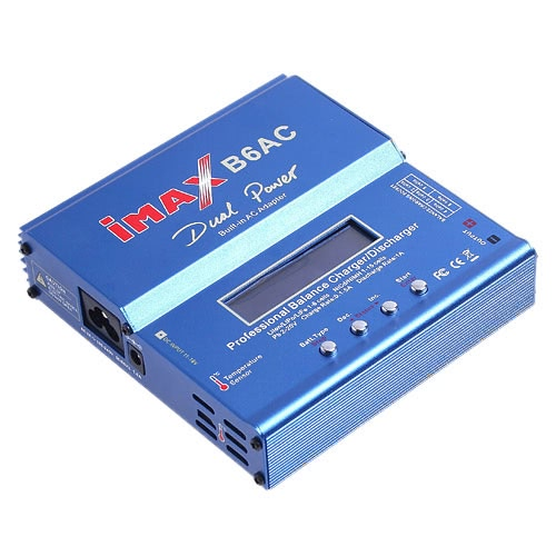 iMAX B6AC バッテリーのバランス充電器