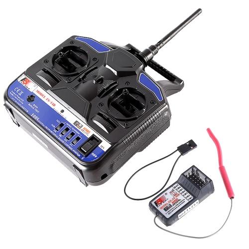 2.4G 4CH Radio Modell RC Sender & Empfänger