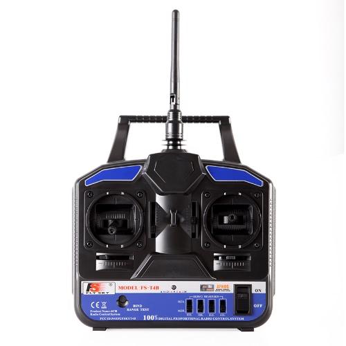 2.4G Radio 4CH RC Modele nadajnik i odbiornik