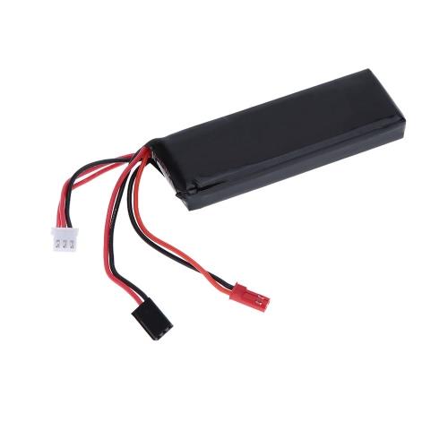Alta calidad transmisor LiPo batería 7.4V 2200mAh para Walkera Devo 7E transmisor