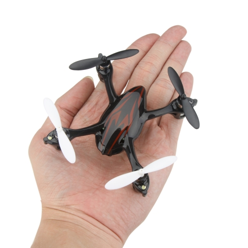 Top Selling X6 2.4G 4CH RC Mini FPV Quadcopter Toy H108C W/2.0MP Camera Recording