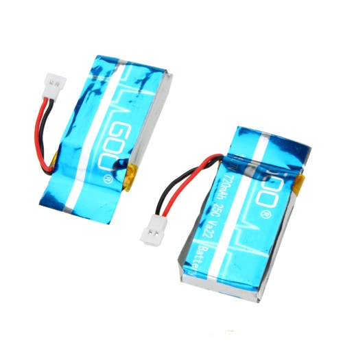 Airplane Supper Fly Charger Battery Sets 3.7V 720mAh 25C Lipo Battery 4Pcs and X4 Charger for Wltoys V931 F949 Helicopter