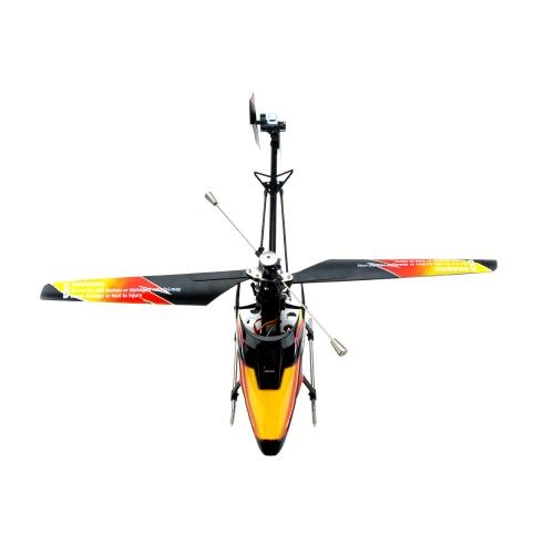 Oryginalne WLtoys V913 bezszczotkowy Aktualizacja Wersja 4Ch Śmigłowiec RTF 70cm 2.4GHz Wbudowany Gyro Super Stable Flight