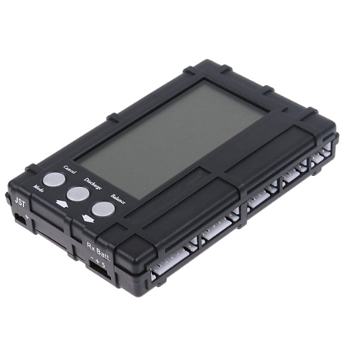 RC 2s-6s LCD Balancer Tension Li-batterie