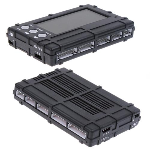 LCD Li-battery Voltage Balancer