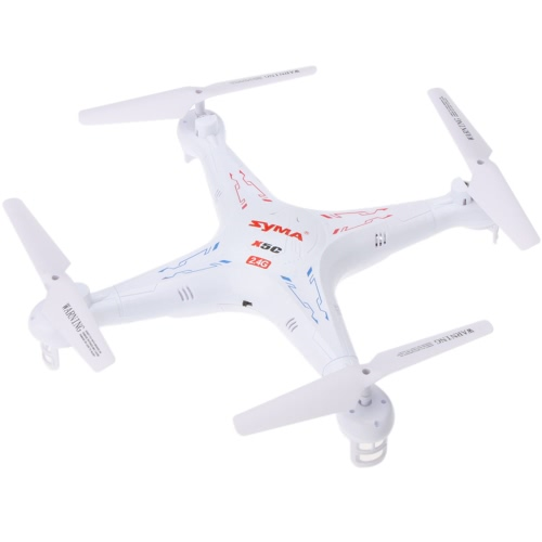 Original SYMA X5C 4CH 6-Axis Gyro Remote Control RC Quadcopter Toys Drone Without Camera & Transmitter