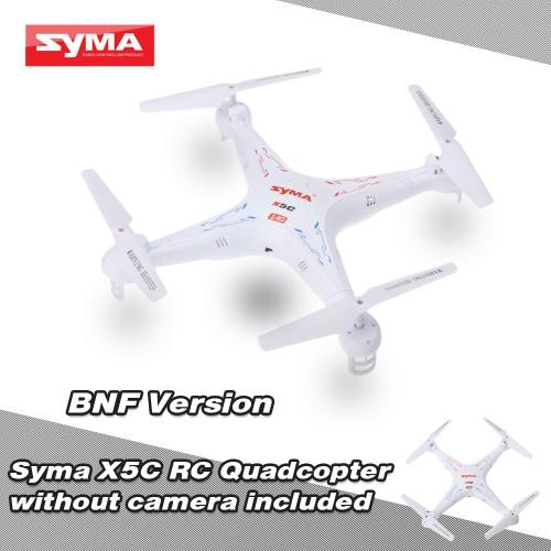 Original SYMA X5C 4CH 6-Axe RC Quadcopter Télécommande Jouets Drone Sans Appareil Photo et Transmetteur