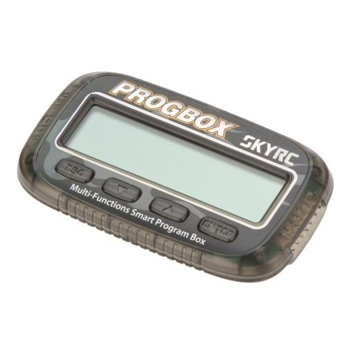 SKYRC SK-300046 PROGBOX Six-in-One Multi-Functions Smart Programm Box für RC Hobby