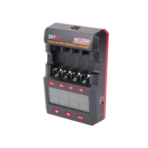 SKYRC NC2500 SK-100059-01 AA/AAA NIMH Battery Multi Functions Charger & Analyzer