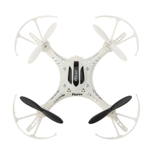 Fayee FY530 2.4G 4CH Mini Biomimetic Design RC 360 Degree Quadcopter w/6-axis Gyro