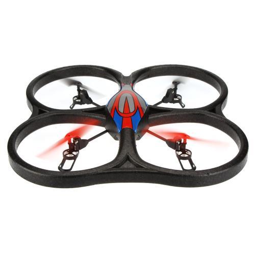 Wltoys V262 2.4G Duży Modny Globalny UFO spodek Drone 4CH RC Quadcopter RTF