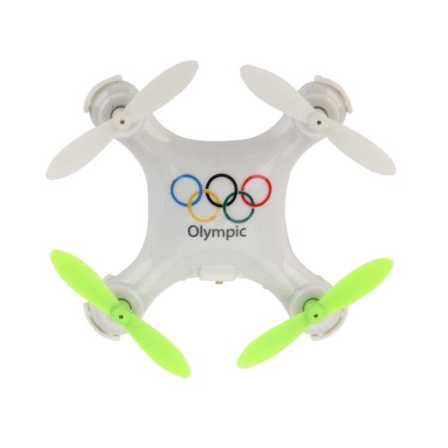 Wltoys V676 2.4G 4CH 6-axis Gyro Incredible Nano-sized RC Quadcopter Mini UFO w/ Headless Mode