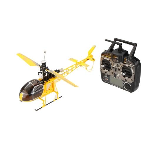 Wltoys V915 シーカー 2.4 G 4 ch RTF ラマ RC ヘリコプター高シミュレーション イエロー/レッド/ブルー