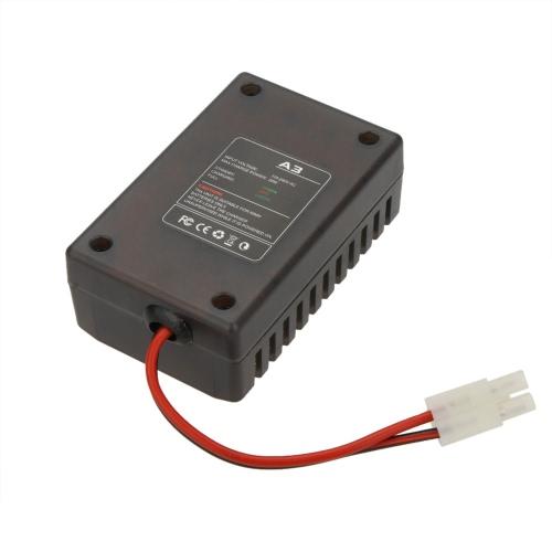 A3 NIMH Bateria Kompaktowa ładowarka Maks. 20 W do akumulatora samochodowego RC NiMH