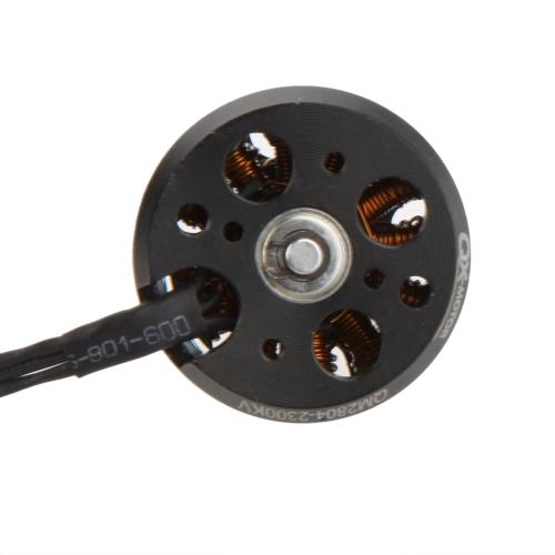 High Performance Original QX-Motor 2804 2300KV KV2300 Brushless Motor Plus Thread for 250 H250 Quadcopter