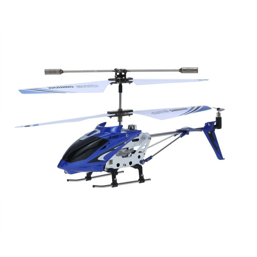 Syma S107G Mini-Rouge 3 canaux infrarouge RC R / C hélicoptère avec Gyro double protection