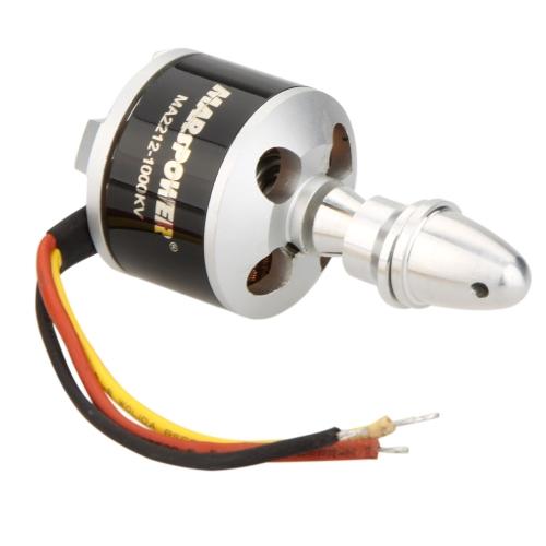 Alto desempenho MARSPOWER MA2212 KV1000 1000KV Motor Brushless para DJI F330 350 F450 Multirotor Quadcopter