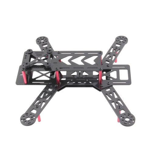 Uaktualnienie wersji 250mm FPV Racing Drone Rama z włókna szklanego dla QAV 250 Quadcopter