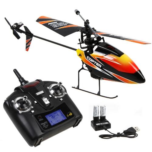 4-канальный 2.4GHz мини RC вертолет