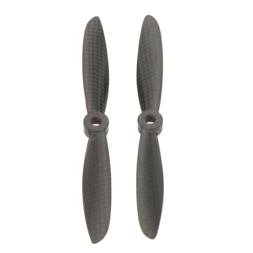 2 pary New High Performance 6045 6 * 4.5 Carbon Fiber Śmigło Prop CW / CCW dla QAV250 / 280 H250 Multirotor Quadcopter