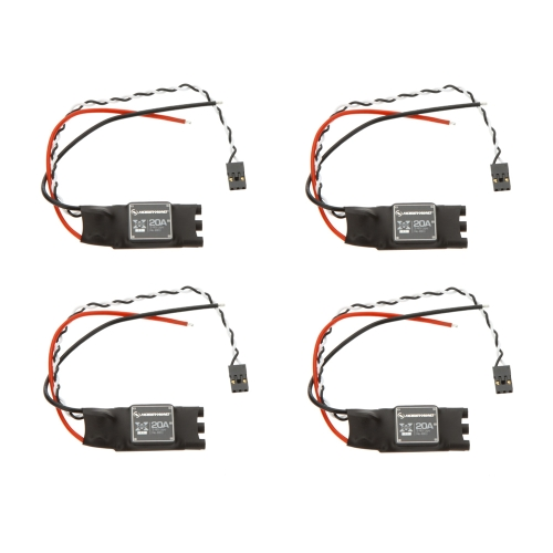 4 szt oryginalny High Performance Hobbywing XRotor 20A ESC Asia-Pacific Wersja dla DJI F330 F450 Quadcopter