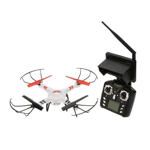 Wltoys V686G 2.4G 4CH Передача в реальном времени FPV Drone UFO Quadcopter с 2-мегапиксельной камерой HD без камеры