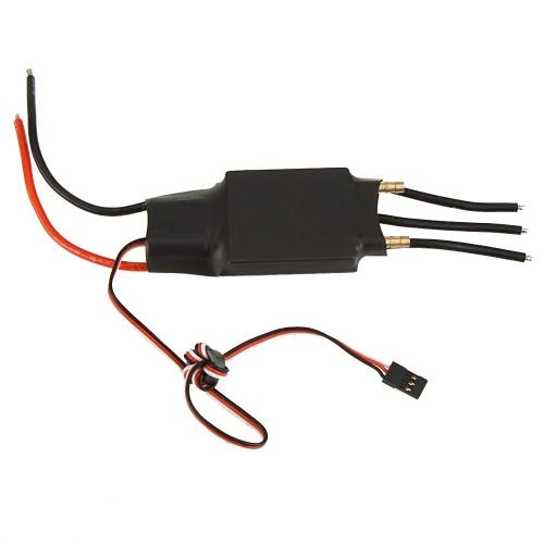 GoolRC 80A Brushless Water Cooling Controlador de velocidade elétrica ESC com 5V / 5A SBEC para RC Boat Model