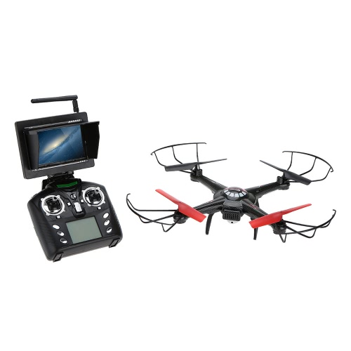 Wltoys V686G 5.G FPV Drone Real-time UFO RC Quadcopter