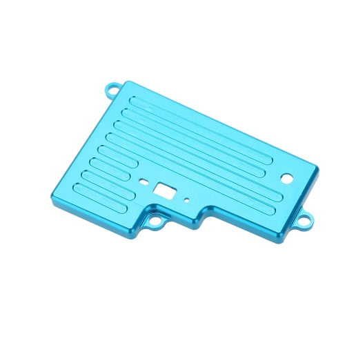 102064 Upgrade Parts Aluminum Receiver Cases for HSP Himoto RedCat Racing 1/10 Scale Baja Model Car