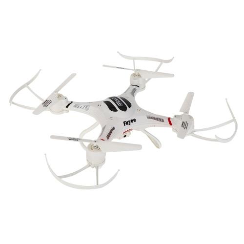 FY550 Ulepszony Fayee FY550-1 4CH 2.4G 6-osiowy Gyro RC Quadcopter UFO Drone