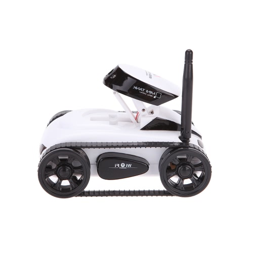 Neue Wifi Mini i-Spion RC Tank Auto RC Kamera Autos Happy Cow 777-270 mit 30W Pixel Kamera für iPhone iPad iPod Controller