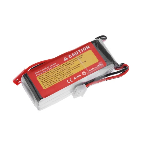 Wild Scorpion 11.1V 900mAh 25C MAX 35C 3S JST Plug Li-po Battery for RC Car Airplane e-sky big lama Helicopter Part