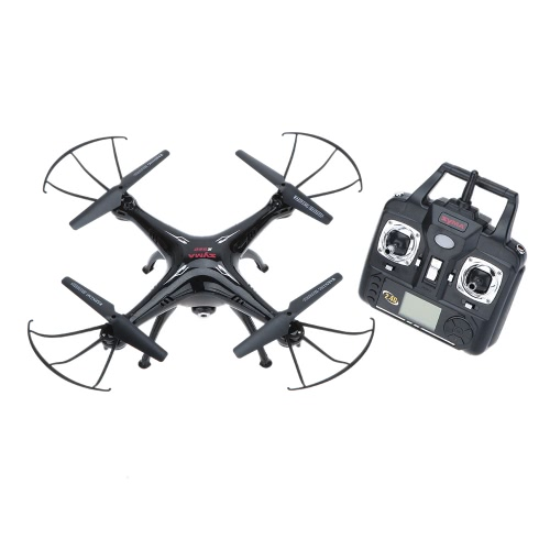 Originale SYMA X5SC 2.4G 4 canali giroscopio a 6 assi R/C Quadcopter RTF Drone con HD 2.0 MP fotocamera gettando modalità volo senza testa ed eversione 3D