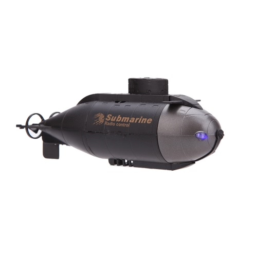 777-216 Mini RC Racing Submarine Boat R/C Toys with 40MHz Transmitter