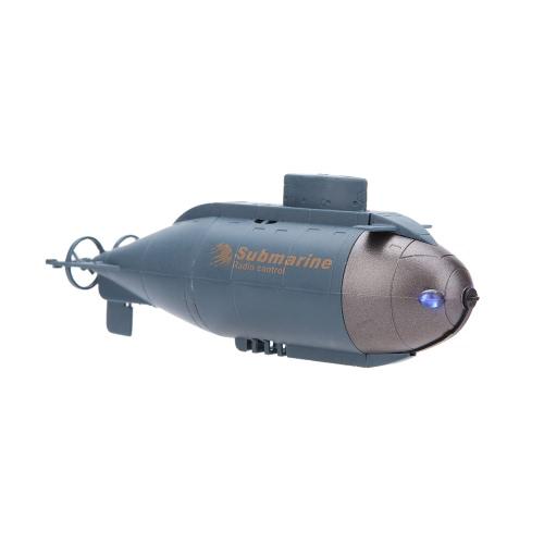 40 MHz の送信機の 777-216 ミニ RC レーシング海底ボート R/C 玩具