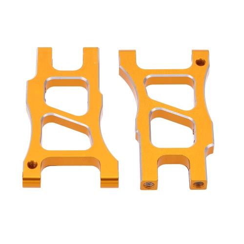 166021 (06042) Piezas de mejora de la parte inferior del brazo inferior de aluminio para 1/10 HSP RC 4WD Off Road Buggy 94166