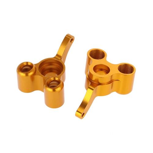 166012 (06067) Uaktualnienie części Aluminium Uchwyt tylny (L / R) na 1/10 HSP 94166 Biegowy Buggy Backwash